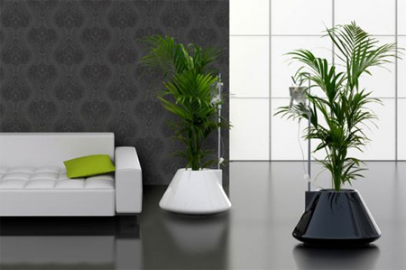 Modern and Creative Plant Pot Designs Self Watering Plant Pot