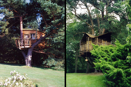 Beautiful Amazon Tree Houses 4