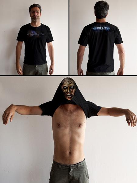 Resident Evil Zombie T-Shirt