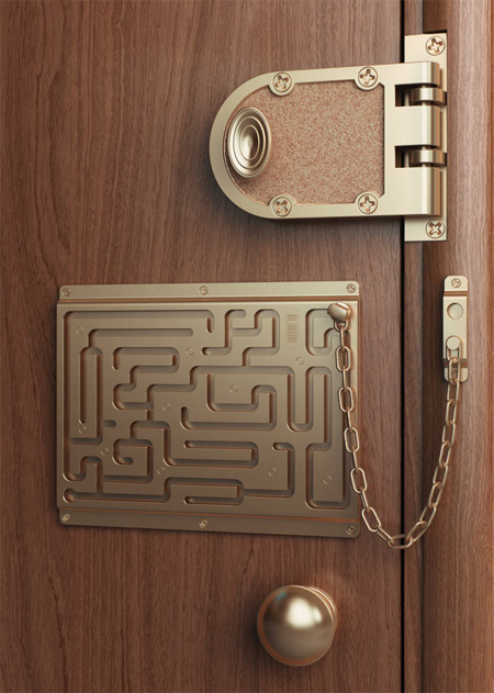 Child Proof Front Door Locks