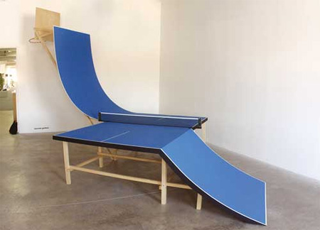 Extreme Ping Pong Table Designs 6