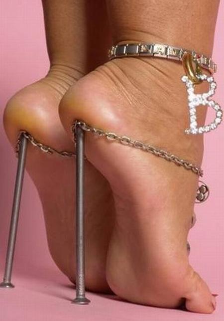Nail Heels