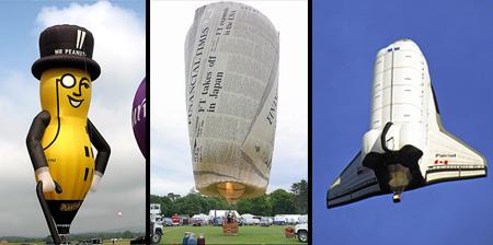 17 Creative Hot Air Balloons