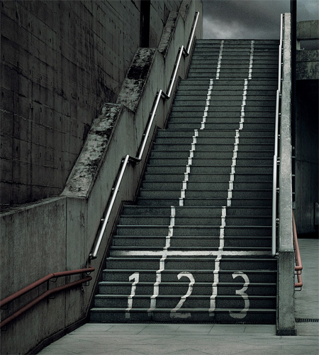 ADD Stairs Advertisement