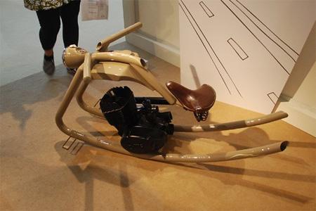 Modern Rocking Horse