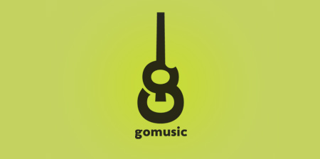 Logo Go Music