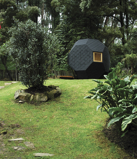 Polygon House
