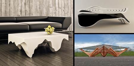 Coffee Table Styles | Creations