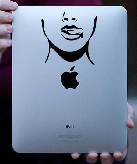 True Blood iPad Sticker