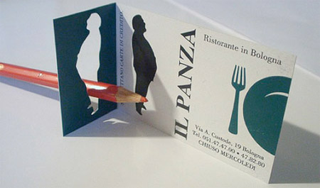 IL Panza Business Card