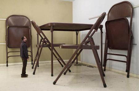 Oversized Furniture