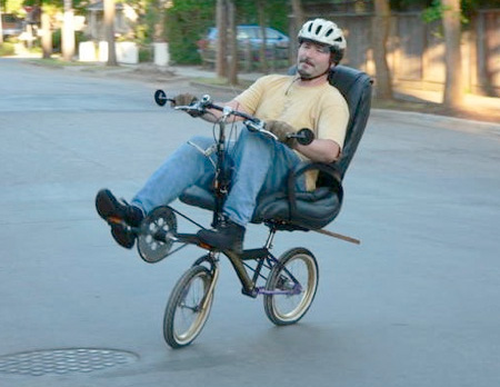 Chair Bike