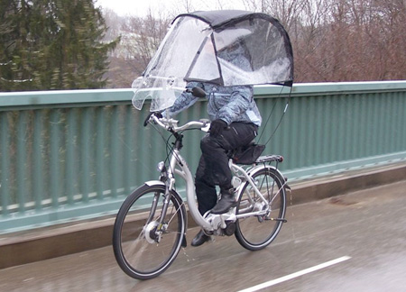Veltop Bicycle Roof
