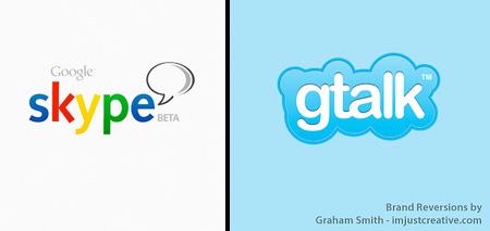 Skype and Google Talk