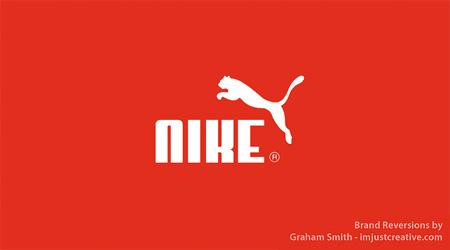 Nike and Puma