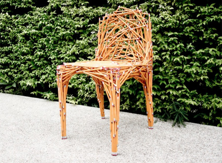 Pencil Chair
