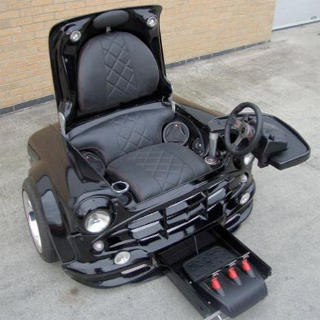 Mini Cooper Chair