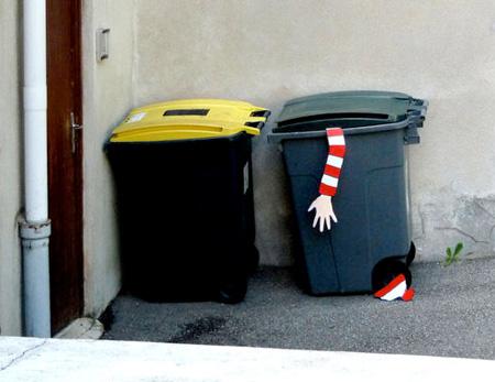 Waldo Street Art