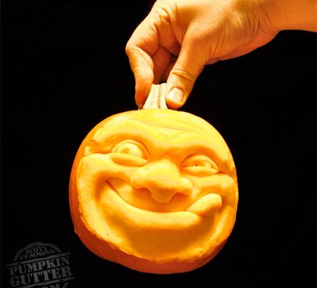 Face Pumpkin
