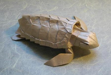 Origami Sea Turtle