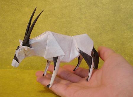 Origami Oryx