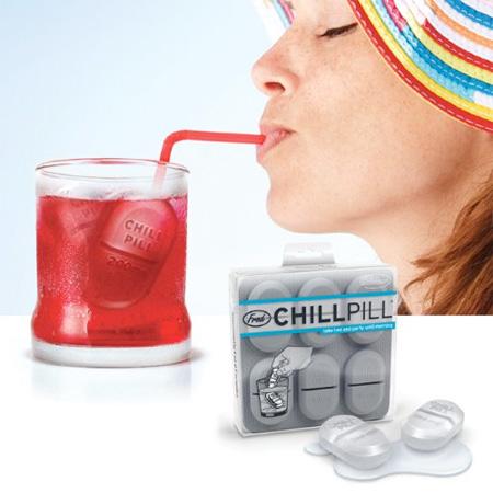 Chill Pill Ice Cube Tray