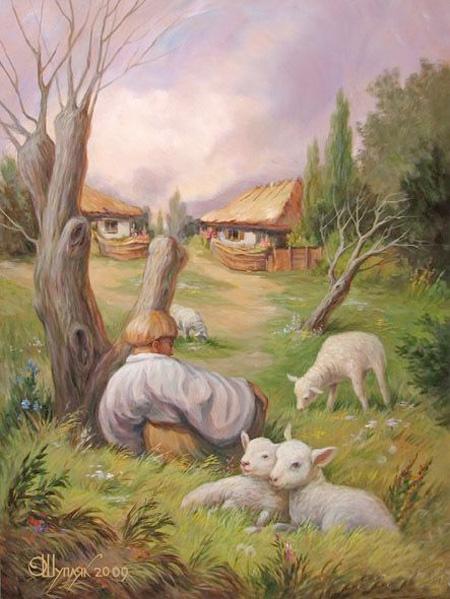 Face Optical Illusion