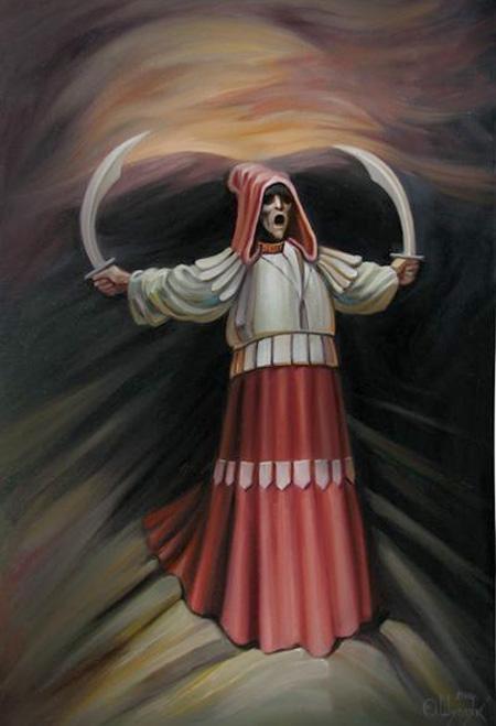 Oleg Shuplyak Optical Illusion