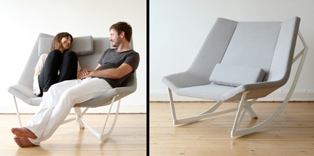 Rocking Chair for Two People