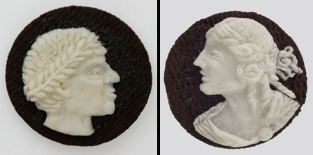 Oreo Cookie Portraits