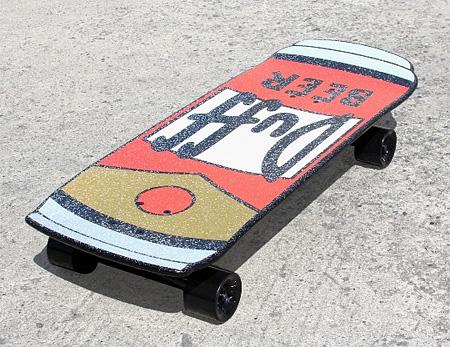 Simpsons Skateboards