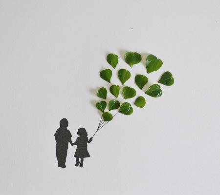 Leaf Artwork