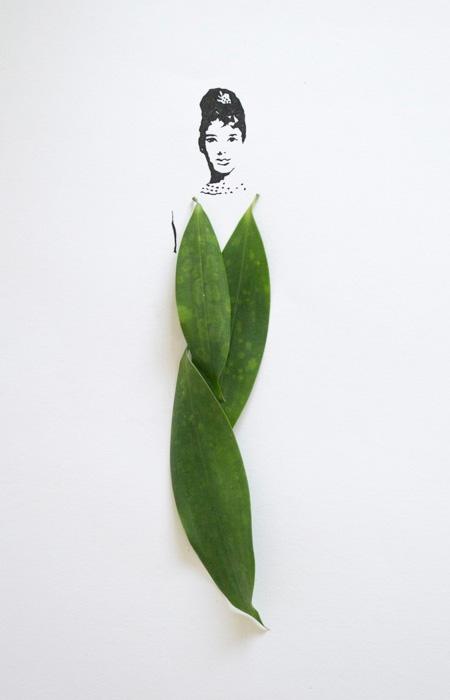 Fashion in Leaf