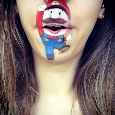 Lips by Laura Jenkinson