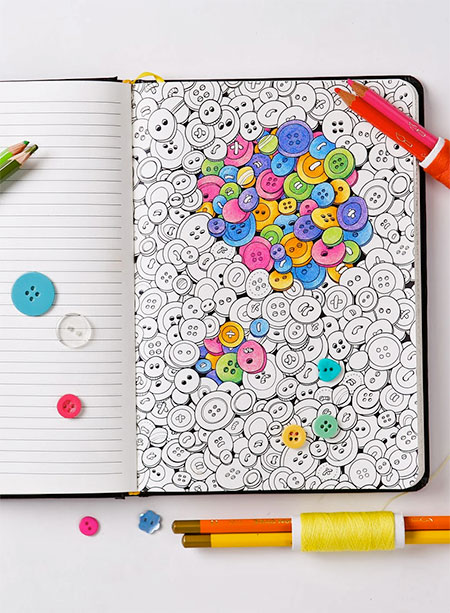 Coloring Notebook
