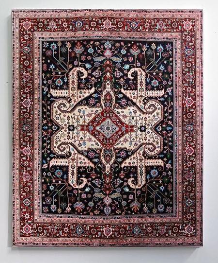Persian Rug Paintings