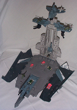 Sta Mega Force Triax Goliath