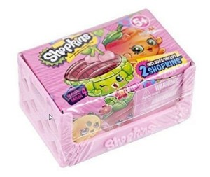 Shopkins Series 4 Toy Figure (2 Pack)_ Toys & Games