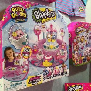 Shopkins Mini Glitzi Globes