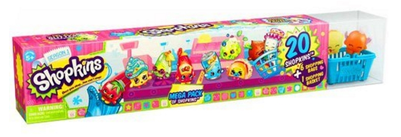 Shopkins Season 1 Mega Packs