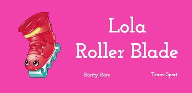 Lola Roller Blade