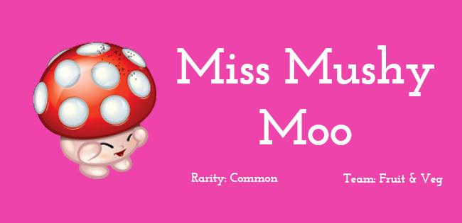 Miss Mushy Moo