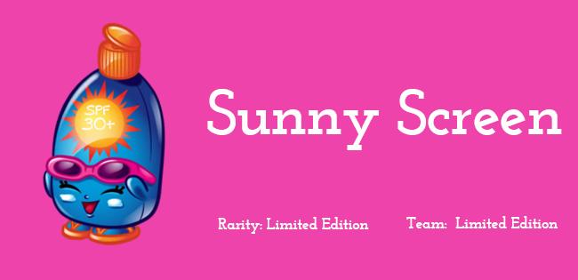 Sunny Screen