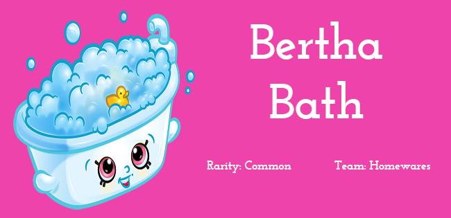 bertha bath