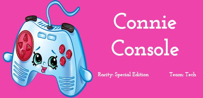 connie console
