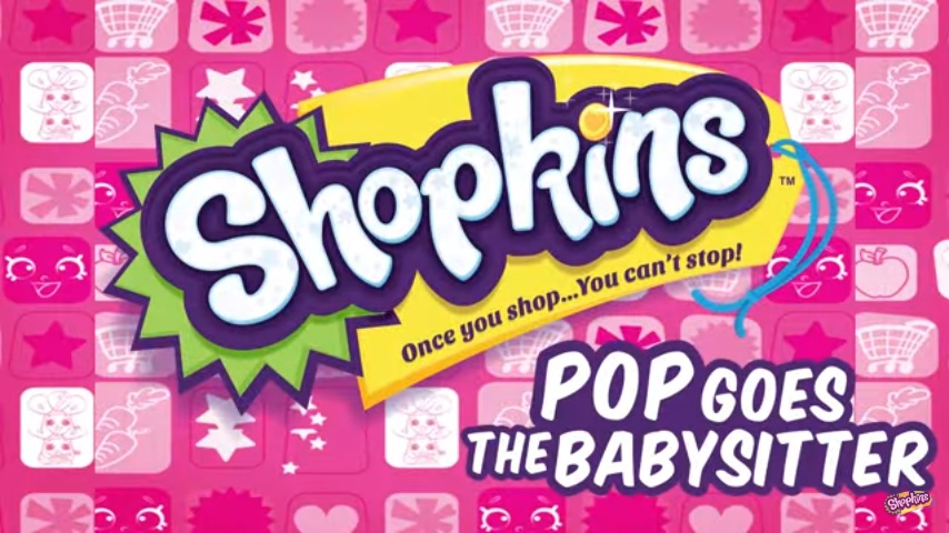 Shopkins Cartoon Episode 9 Christmas Sing Along