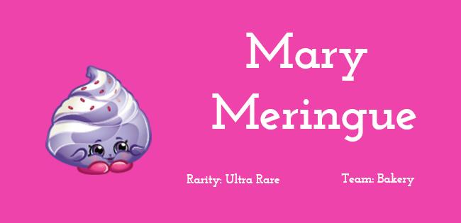 Mary Meringue