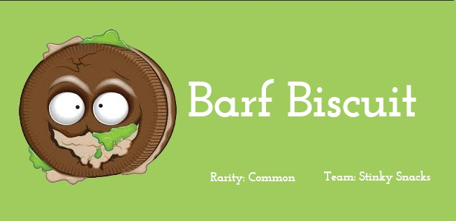 Barf Biscuit