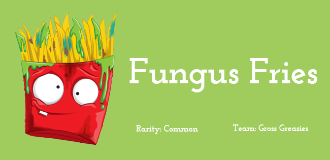 Fungus Fries