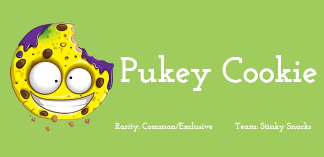 Pukey Cookie